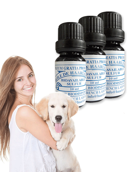 10ml Fläschchen für Haustiere